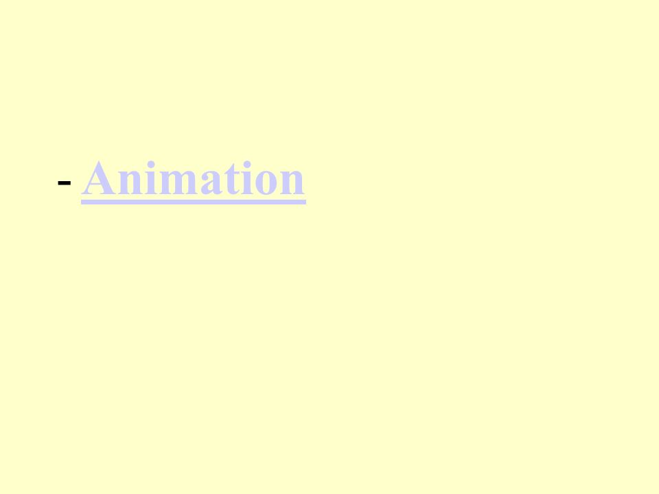 -AnimationAnimation