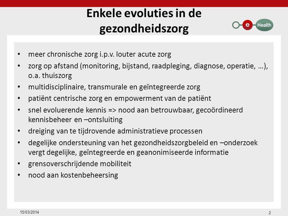 Geïntegreerd gebruikers- en toegangsbeheer 22/02/2014