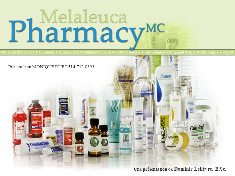 La solution de Melaleuca La valeur de Melaleuca Longuent Triple Antibiotique est une formule unique de 3 antibiotiques à concentrations maximales qui éliminent jusquà 99,9% des bactéries qui causent les infections.