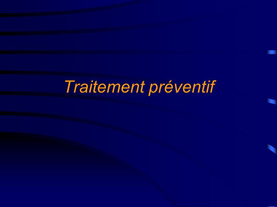 antibioprophylaxie chez tout patient à haut risque devant subir un geste à risque diffusion de la carte de prévention chez tout cardiaque à risque Importance dune bonne hygiène cutanée et bucco dentaire (lavage des dents biquotidien, visite chez le dentiste biannuelle, désinfection de toute plaie cutanée)