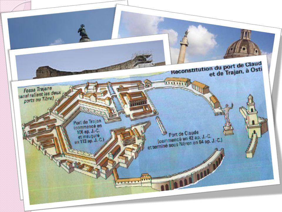 Hadrien (76 – 138, règne :117-138) Hadrien (76 – 138, règne :117-138) Une grande formation militaire, mais nen a as le goût Pour renforcer les frontière de lAngleterre du Nord, il construit le « Mur dHadrien » Et un frontière germanique entre le Rhin et le Danube.