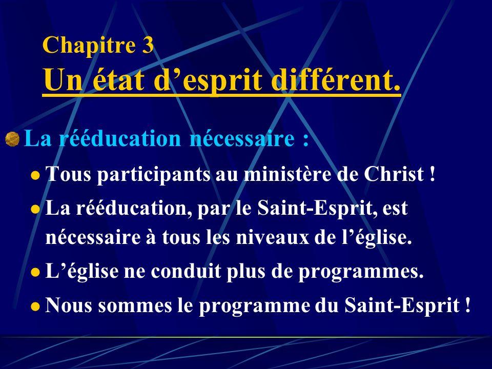 Église « cellulaire » Léglise = force « Allez, impactez le monde ! »