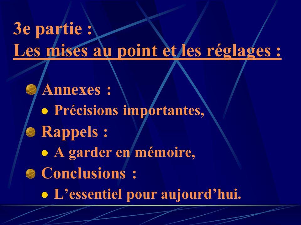 2e partie : La Stratégie. 4) Un fonctionnement approprié. (De bonnes méthodes) 5) Mise en place d'une église cellulaire. (La stratégie) 6) Exemples de