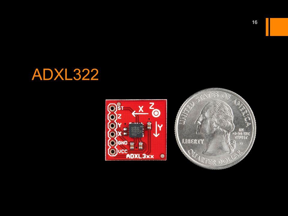 ADXL322 16