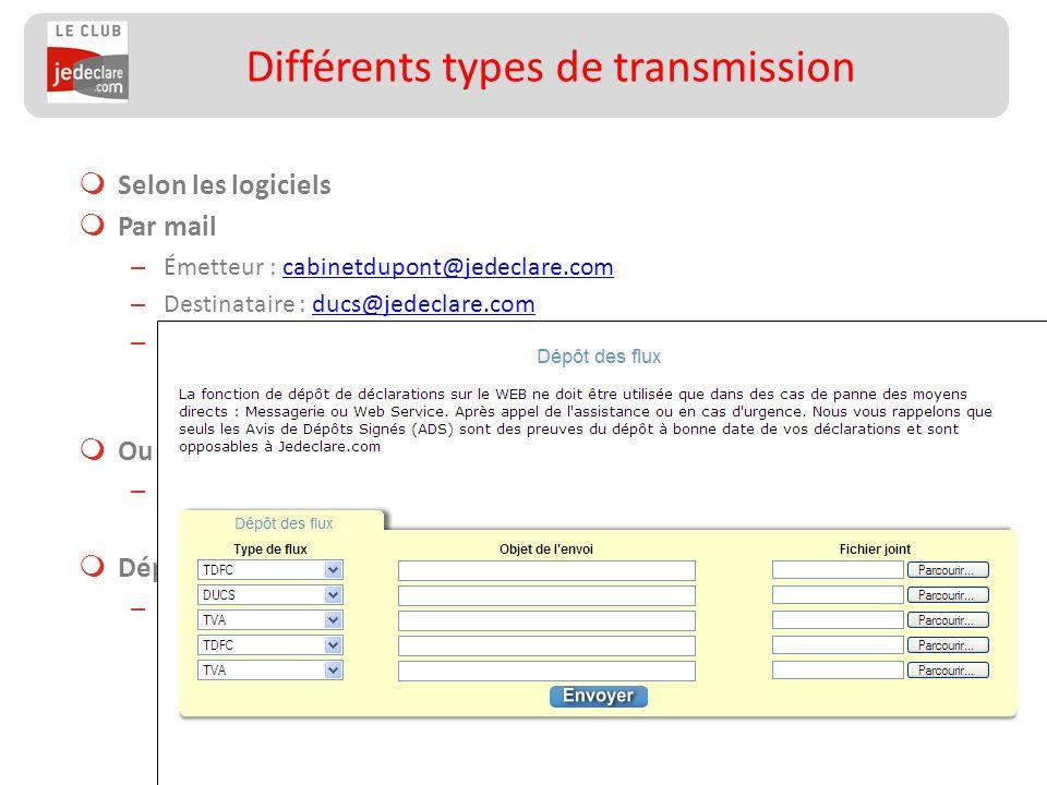 140 Côté Client : utilisation de la DématBox