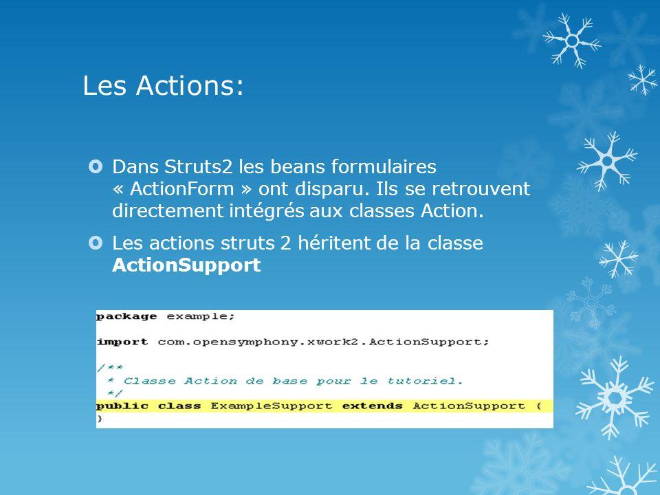 Les Action: