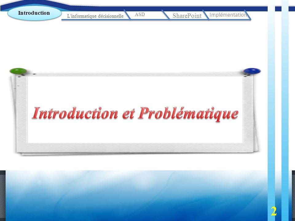 Introduction ASD SharePoint Implémentation 2