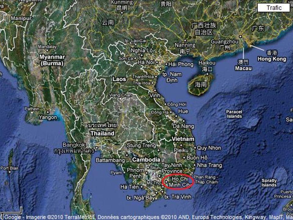 T EMPS DE DÉCOUVERTE : 19-25 23/08 : Visite du delta du Mékong par un circuit, excursion en bateau avec la compagnie Sinh Café, visite horticulture, visite de Vinh Long Nuit à lhôtel à Can Tho 24/08 : visite du marché flottant de Cai Nang, moulin à riz, fabrication de vermicelles, excursion en bateau, jardin fruitier Retour à Saigon 25/08 : visite de la pagode de Giac Lam Aéroport de Hô Chi Minh City