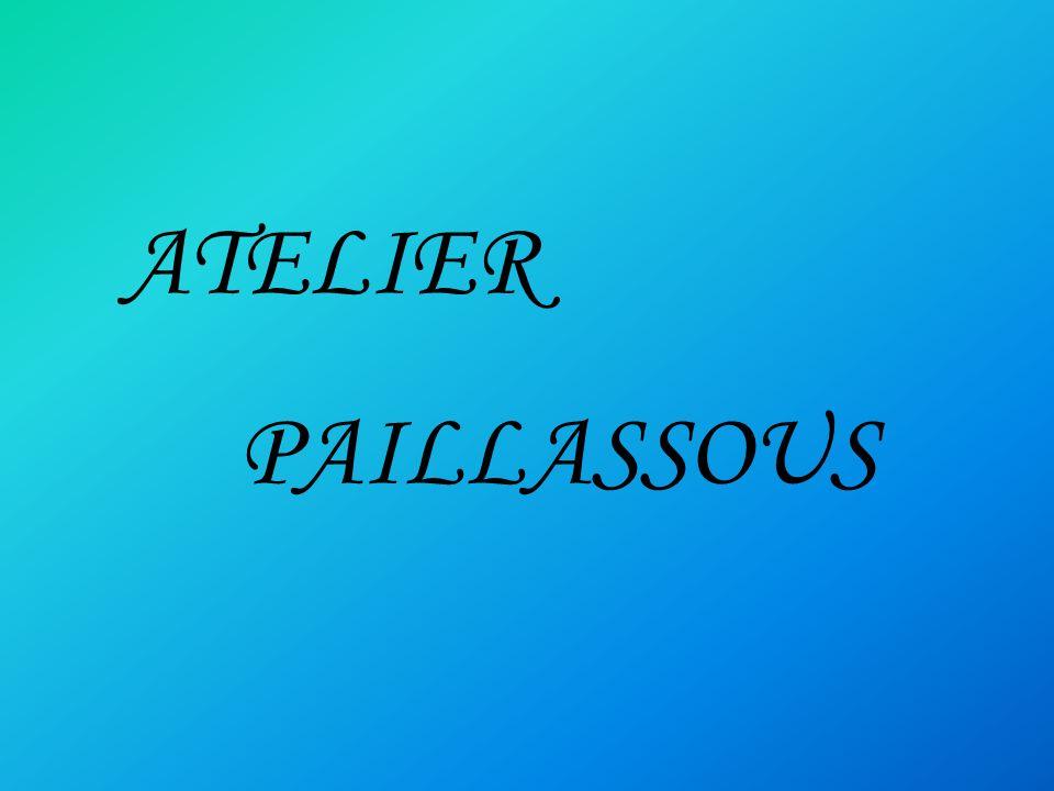ATELIER PAILLASSOUS