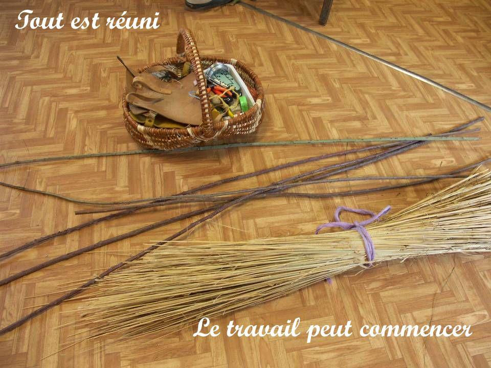 Atelier découverte « paniers, paillassous » lété à Campagnac de 7 à 77 ans !