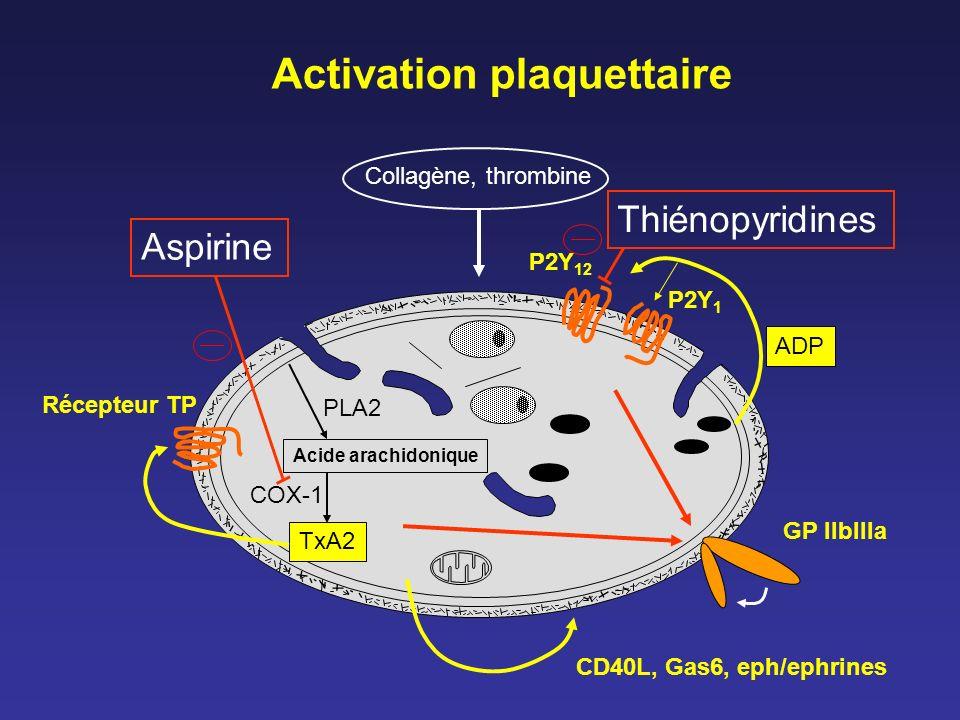 Méta-analyse « PFA-100 TM CEPI et événements CV chez les patients sous aspirine » Etudes prospectives