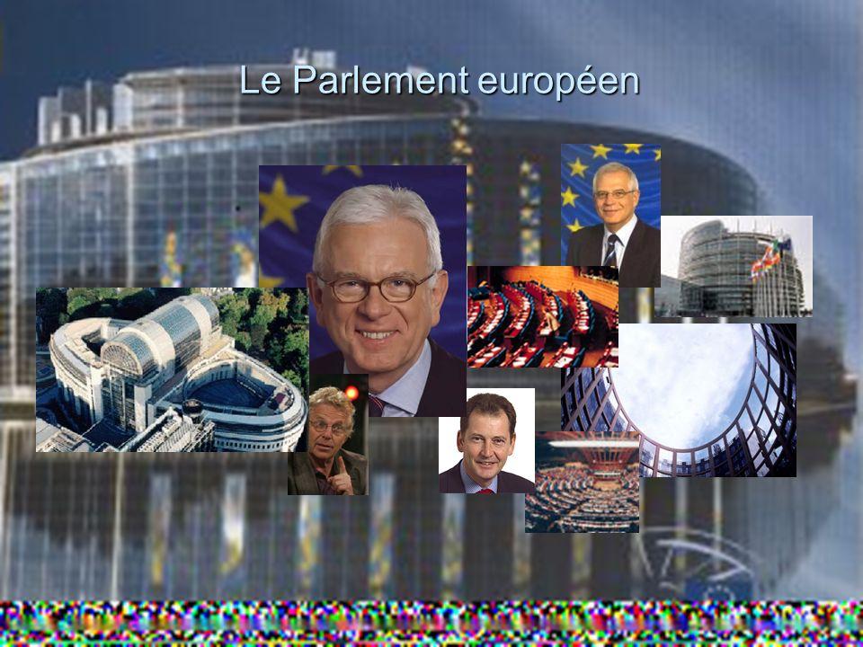 45 Le Parlement européen