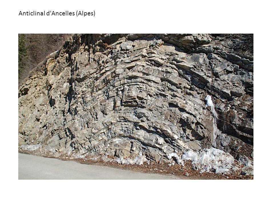 Anticlinal d'Ancelles (Alpes)
