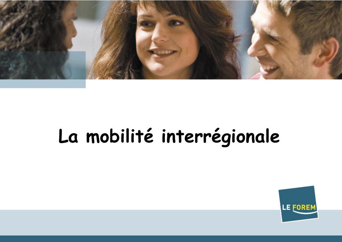 1 CRM Commun La mobilité interrégionale