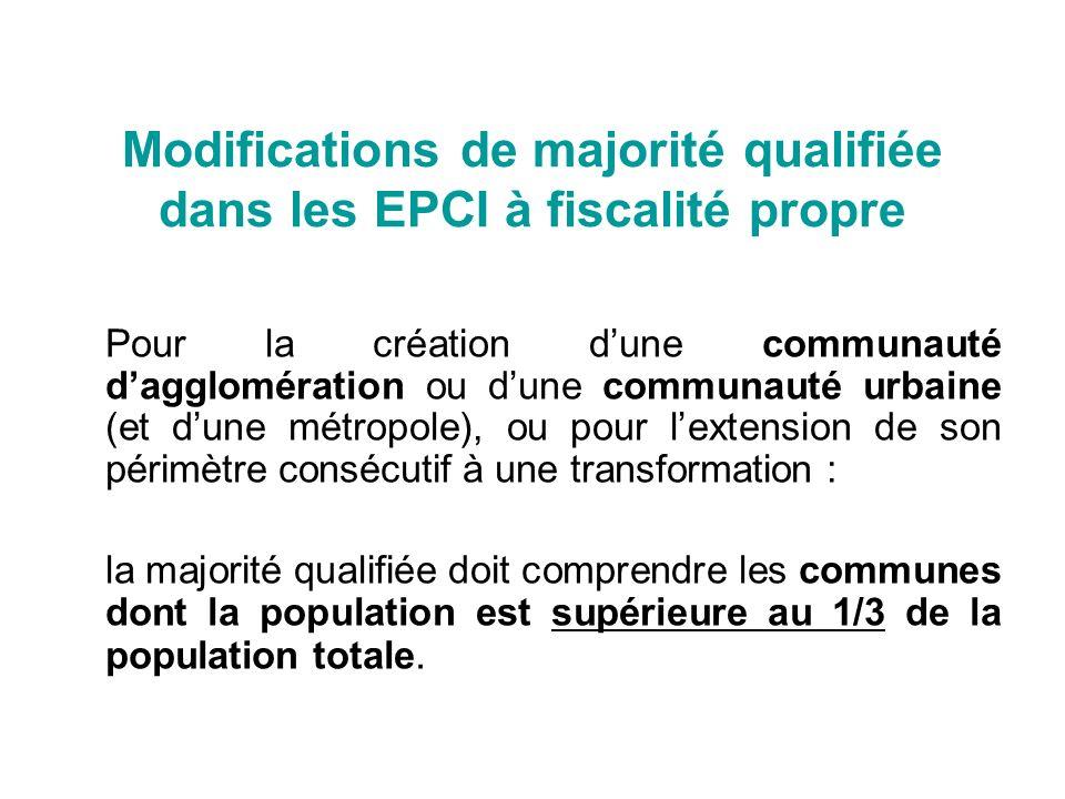 II - Les métropoles EPCI dau moins 450.000 hab.