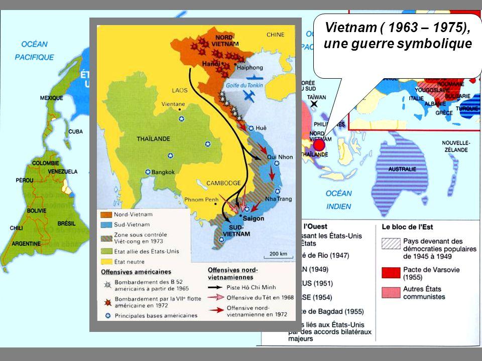 Problématique En quoi ce lieu, cette crise et cette guerre résument-ils, à eux seuls, laffrontement Est – Ouest ?