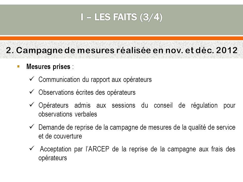 Instruction du dossier 22 août 2011 : Décision de mise en demeure Rapport dinstruction Mise en demeure