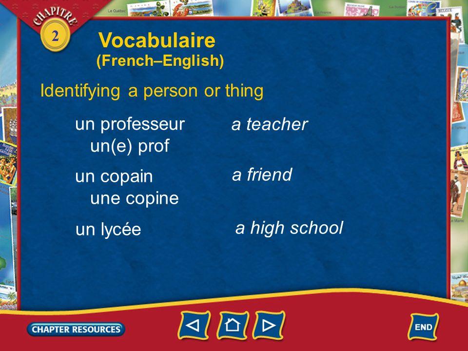 2 Le verbe Avoir Complete. 4. Tu ________ quel cours.