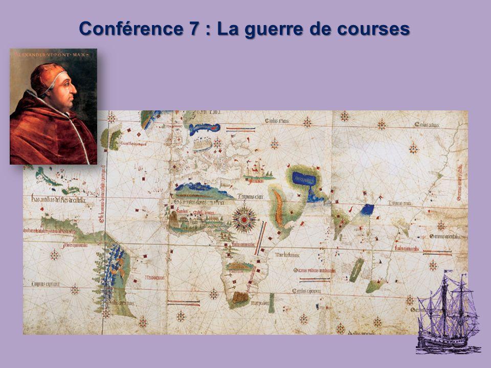 Conférence 7 : La guerre de courses