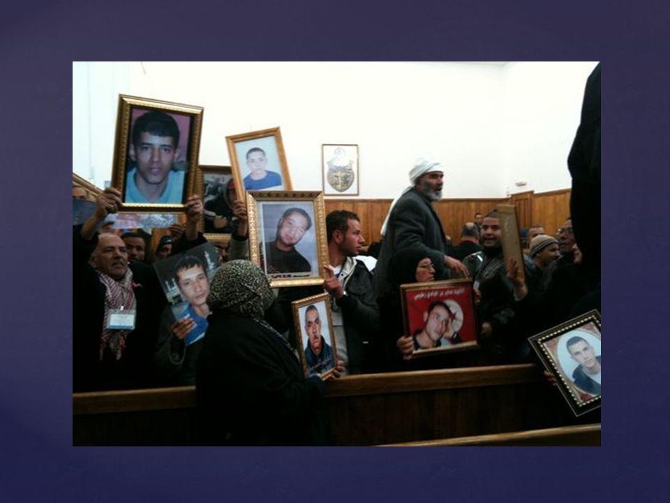 1 e affaire de torture devant les tribunaux tunisiens: en novembre 2012, condamnation de A.