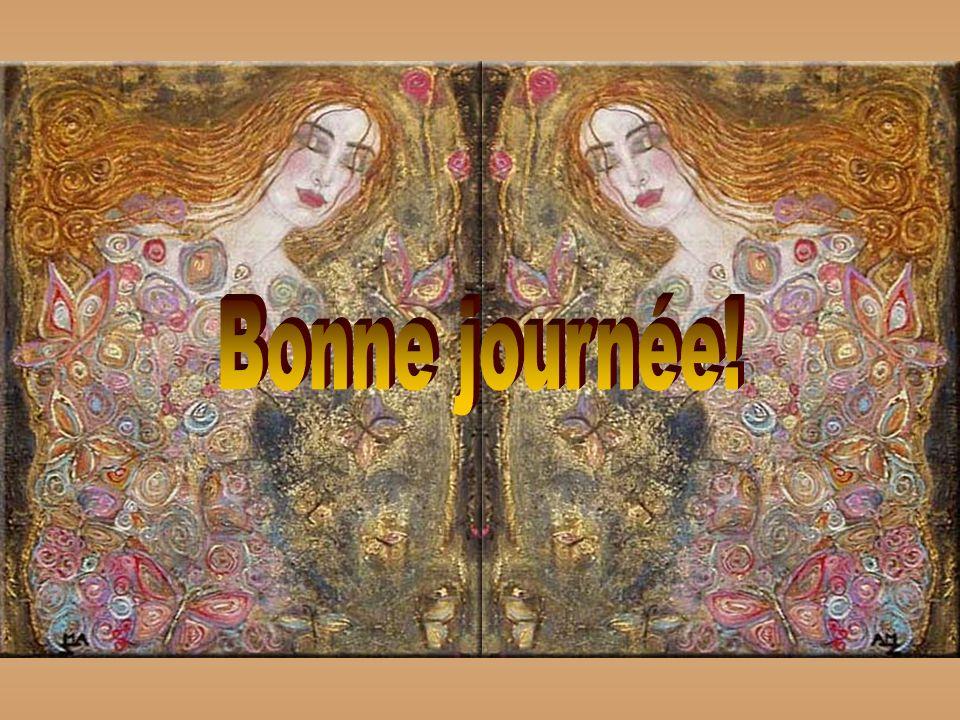 Texte : Lise Bourbeau Musique : Inconnu Illustrations : Anne-Marie Zylberman (avec toute ma gratitude) Conception : Nicole Charest © Retrouvez dautres textes et diaporamas inspirants sur mon site : http://www.lapetitedouceur.org