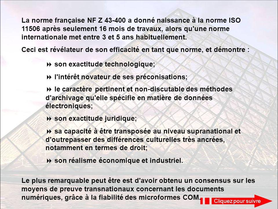 ISO 11506 DU TEMPS AU TEMPS Merci