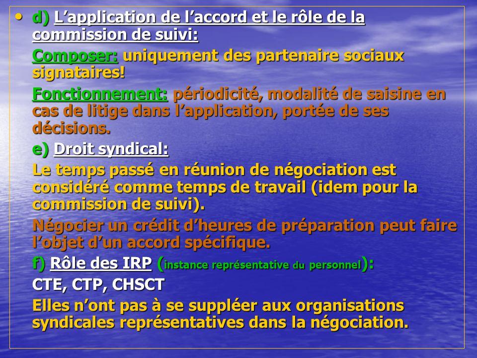 C) La dénonciation: Cest un acte unilatéral par lequel une organisation se libère de sa signature dun accord en vue de le remettre en cause. Pour quil