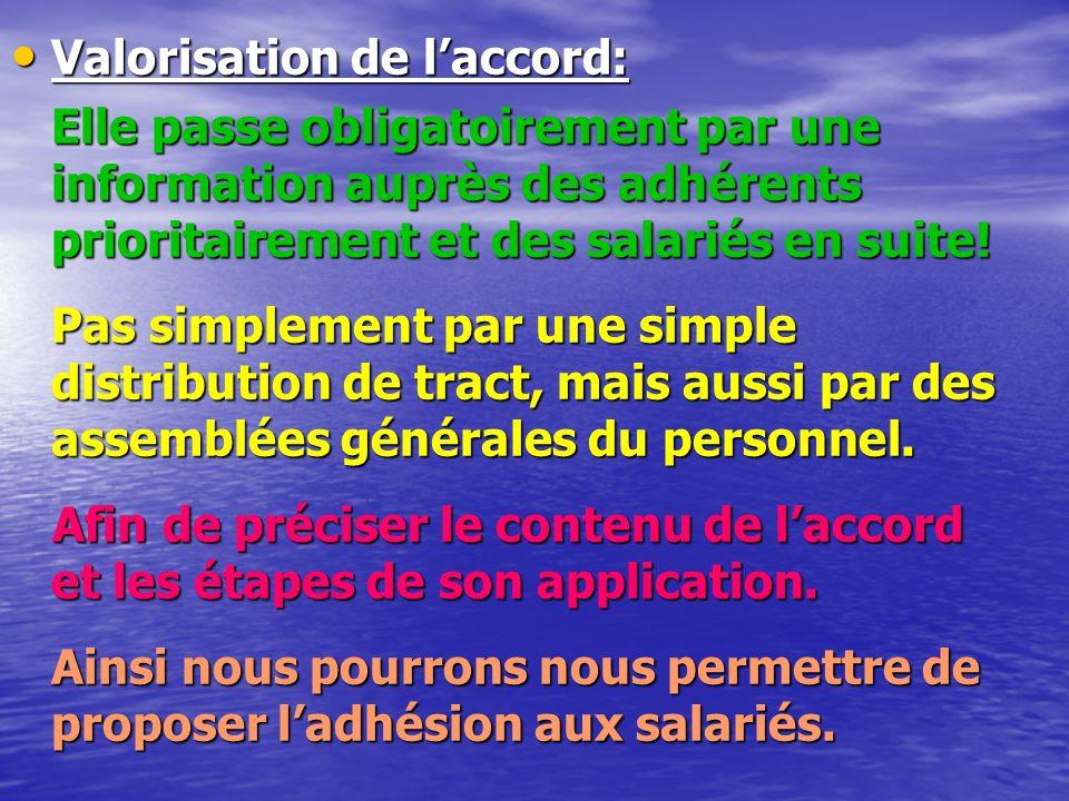 b) Laccord collectif est source de règles juridiques: qui régissent les relations entre employeur et salariés dans le domaine quil traite (par exemple, le temps de travail), il sinsère dans lordre juridique dont il doit respecter les principes.