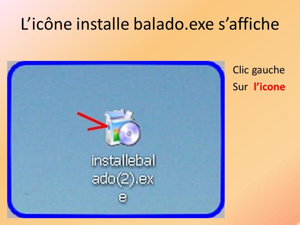 Fenêtre 1 : Léditeur vérification Clic gauche Sur Exécuter