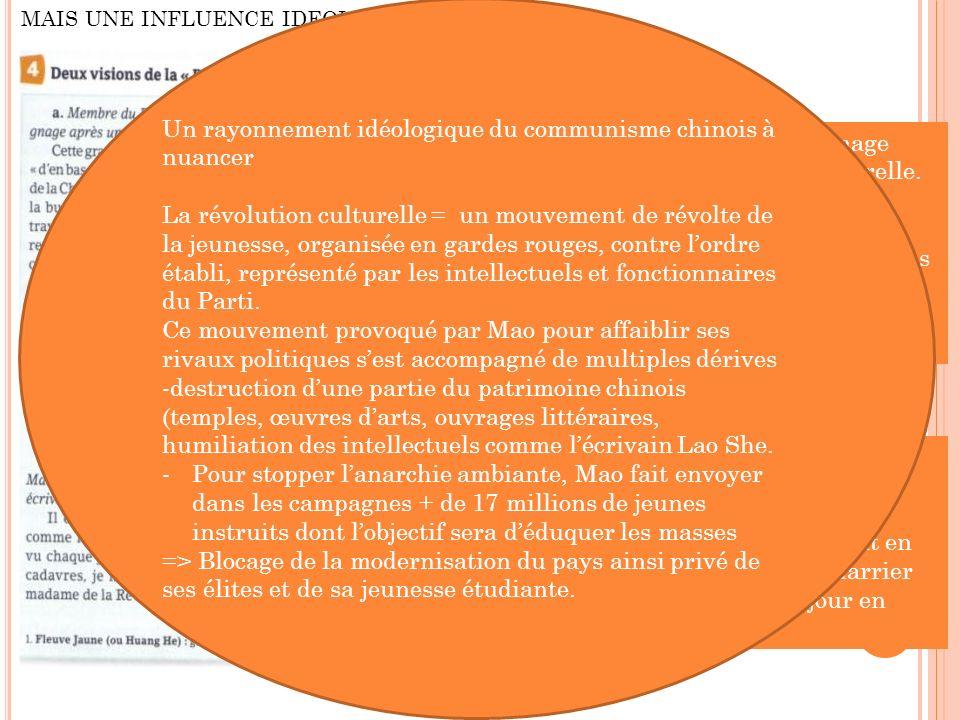 MAIS UNE INFLUENCE IDEOLOGIQUE A NUANCER M.-A.