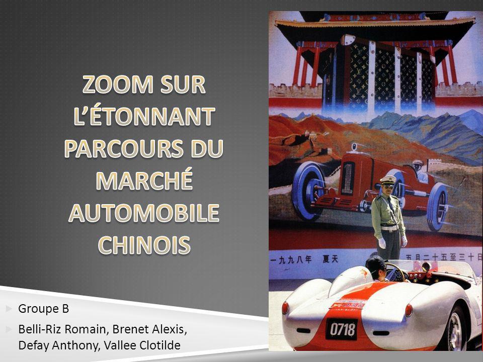 Groupe B Belli-Riz Romain, Brenet Alexis, Defay Anthony, Vallee Clotilde
