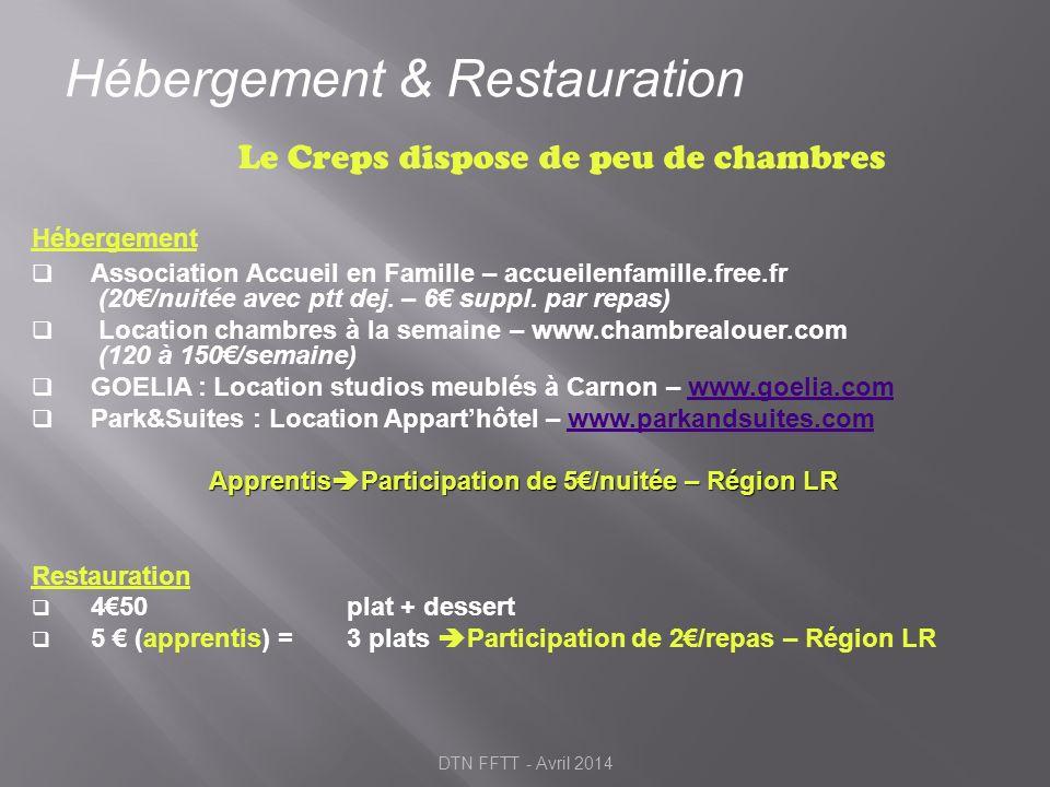 Hébergement Association Accueil en Famille – accueilenfamille.free.fr (20/nuitée avec ptt dej. – 6 suppl. par repas) Location chambres à la semaine –