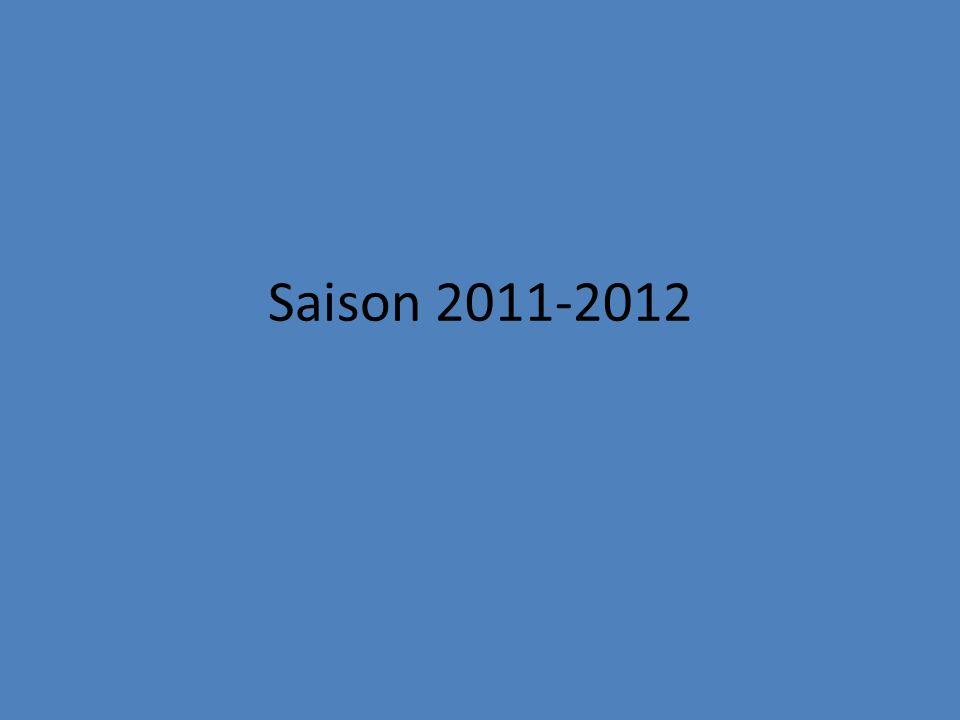 Saison 2011-2012