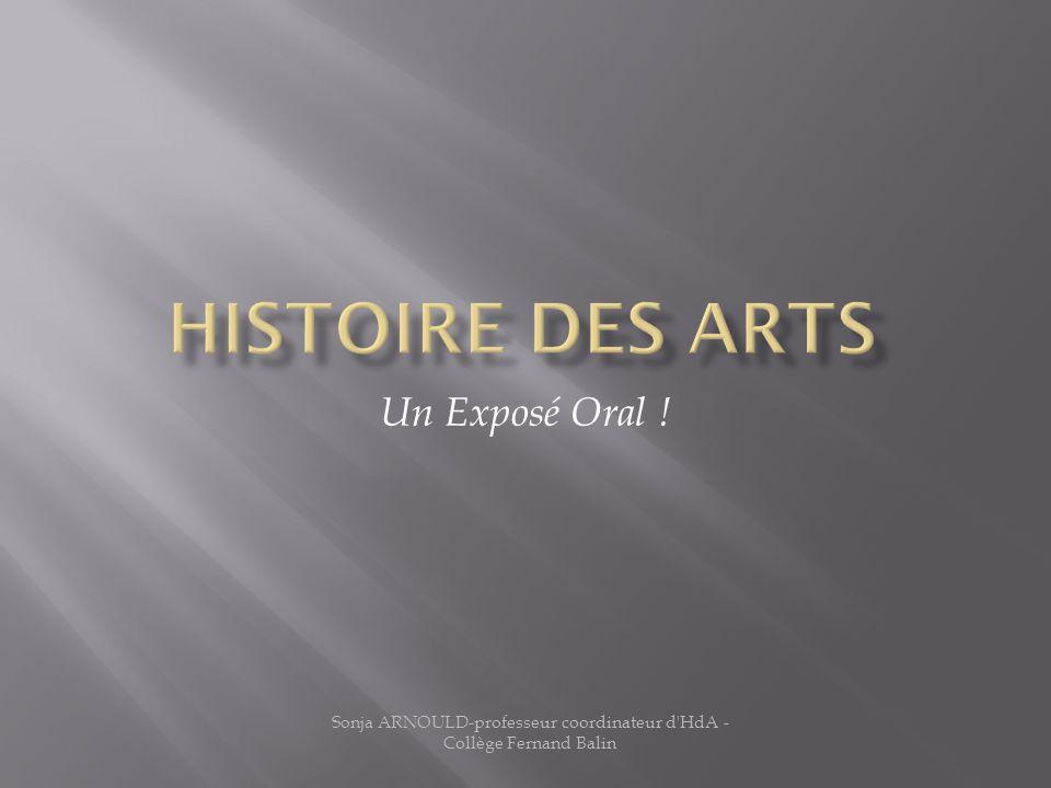 Sonja ARNOULD-professeur coordinateur d HdA - Collège Fernand Balin Théodore Géricault commence son apprentissage de la peinture à 15 ans.