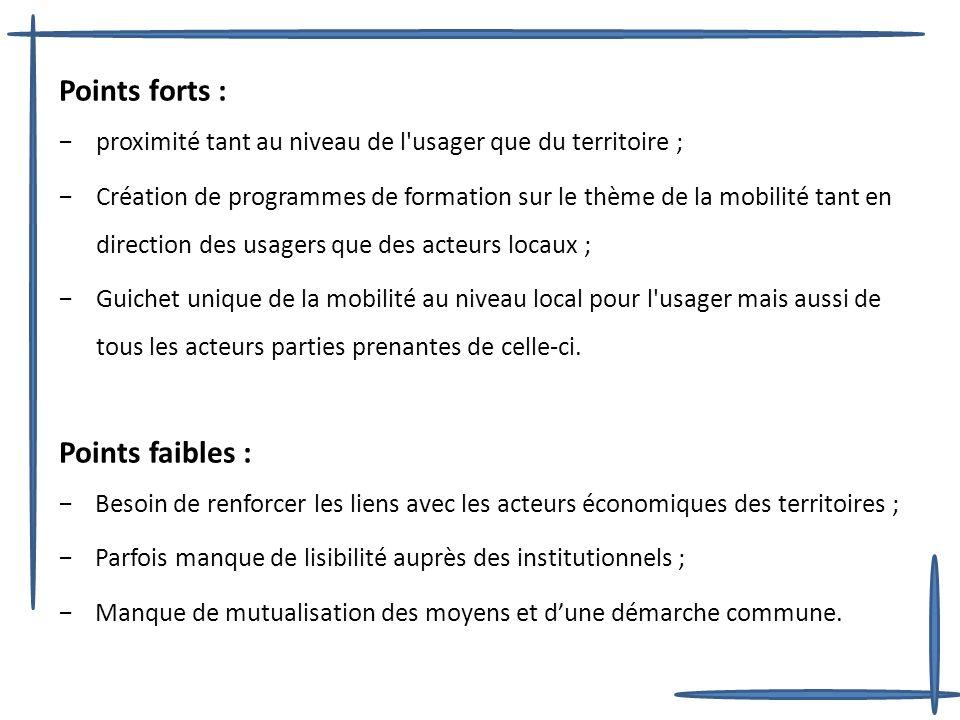 II.Association Mobilité en Bourgogne : La coordination régionale des plateformes mobilité 1.