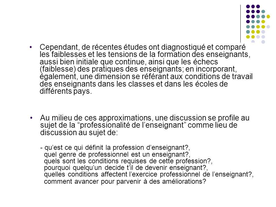 STRUCTURE DE LA PRESENTATION I.Problème et objet de recherche II.