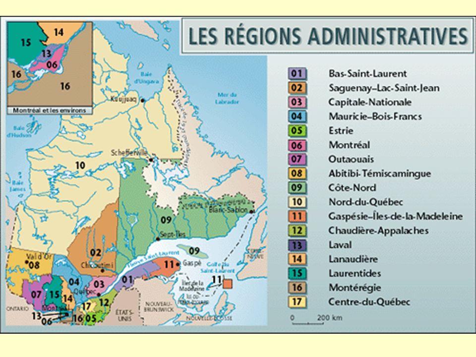 Régions touristiques 1-Îles-de-la-MadeleineÎles-de-la-Madeleine 2-GaspésieGaspésie 3-Bas-Saint-LaurentBas-Saint-Laurent 4-Région de QuébecRégion de Québec 5-CharlevoixCharlevoix 6-Chaudière-AppalachesChaudière-Appalaches 7-MauricieMauricie 8-Cantons-de-l EstCantons-de-l Est 9-MontérégieMontérégie 10-LanaudièreLanaudière 11-LaurentidesLaurentides 12-MontréalMontréal 13-OutaouaisOutaouais 14-Abitibi-TémiscamingueAbitibi-Témiscamingue 15-Saguenay–Lac-Saint-JeanSaguenay–Lac-Saint-Jean 16-ManicouaganManicouagan 17-DuplessisDuplessis 18-Nord-du-QuébecNord-du-Québec 19-LavalLaval 20-Centre-du- QuébecCentre-du- Québec