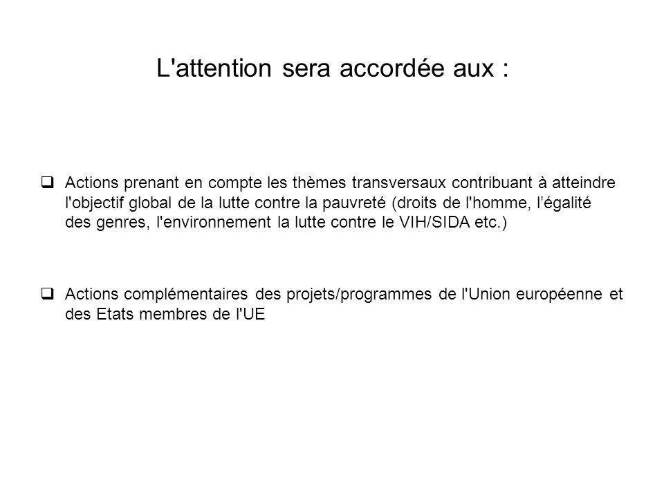 Lien utile PADOR http://ec.europa.eu/europeaid/work/onlineservices/pador/index_fr.htm En cas de difficulté, veillez écrire à ladresse ci-dessous pour demander des orientations Europeaid-pador@ec.europa.eu