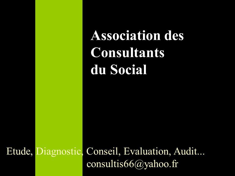 2 Sommaire I.I. Association Loi 1901 I. I. Objectifs et Actions I.