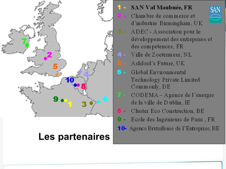 www.adec.frTechnologies de linformation et développement durable Les partenaires
