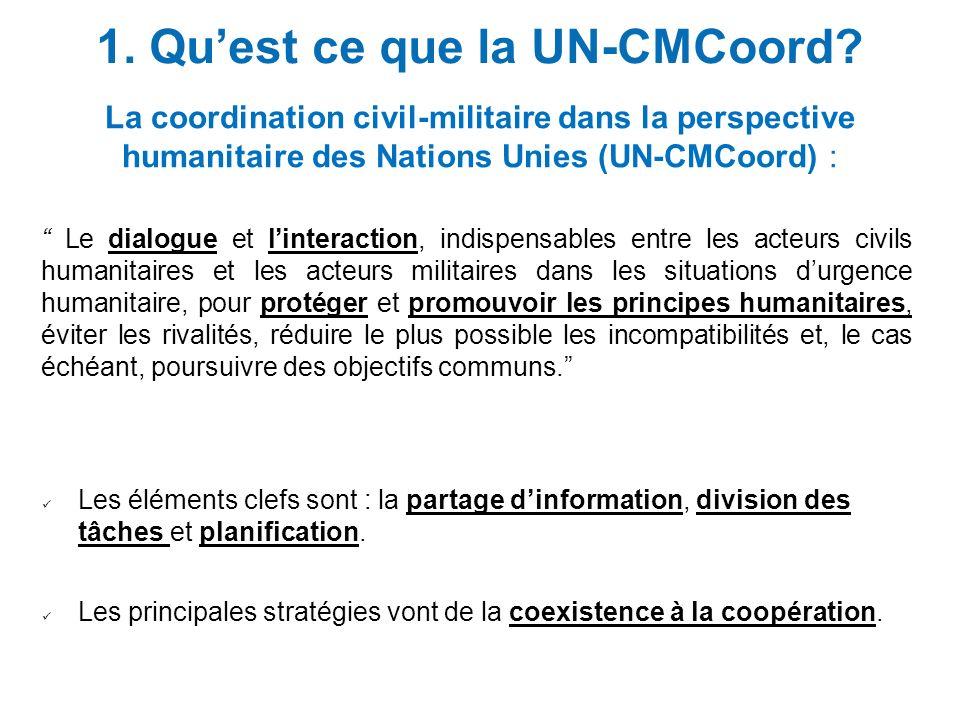 Principes et lignes directrices en vigueur au Mali 1.Le Code de Conduite de lEHP (17 juillet 2012) Lutilisation descortes armées, tant pour lacheminement des intrants pour laide humanitaire que pour les déplacements de personnel, résulte des risques importants tant pour les organisations humanitaires que pour les personnes affectées.