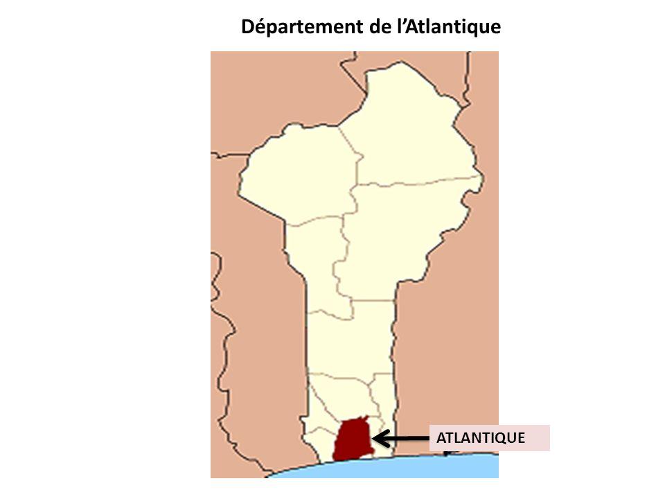 Arrondissement de Sèdjè Houègoudo (Commune de Zè) DEPARTEMENT : ATLANTIQUE