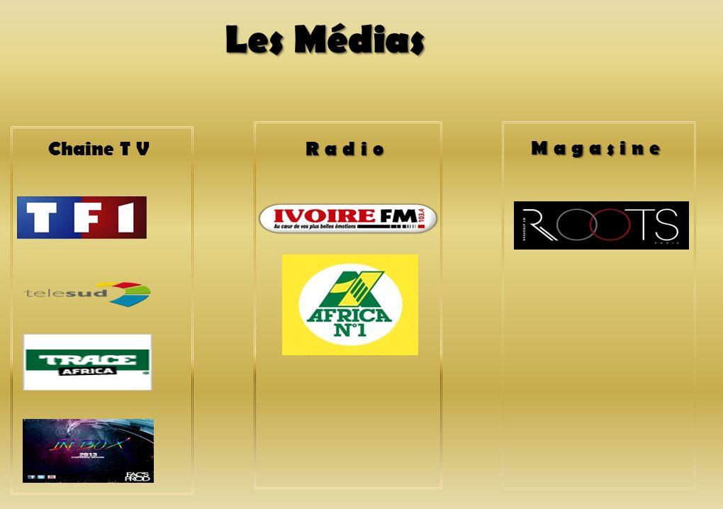 Les Médias Chaine TVRadioMagasine