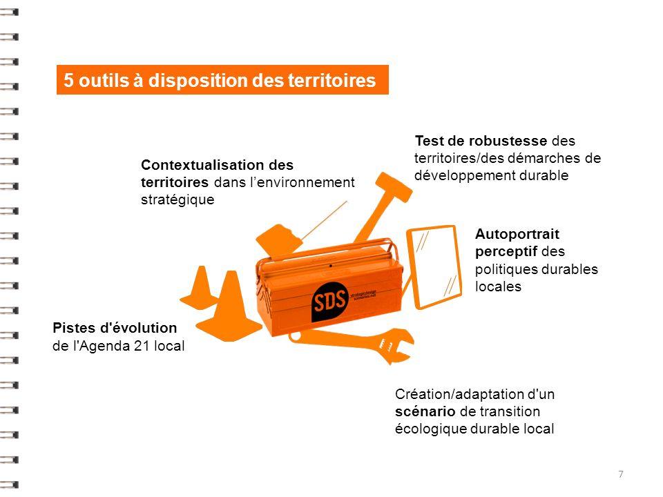 Présentation, à lhorizon 2032, dune série de grands défis environnementaux, sociaux, d emploi, de mobilité, d alimentation.