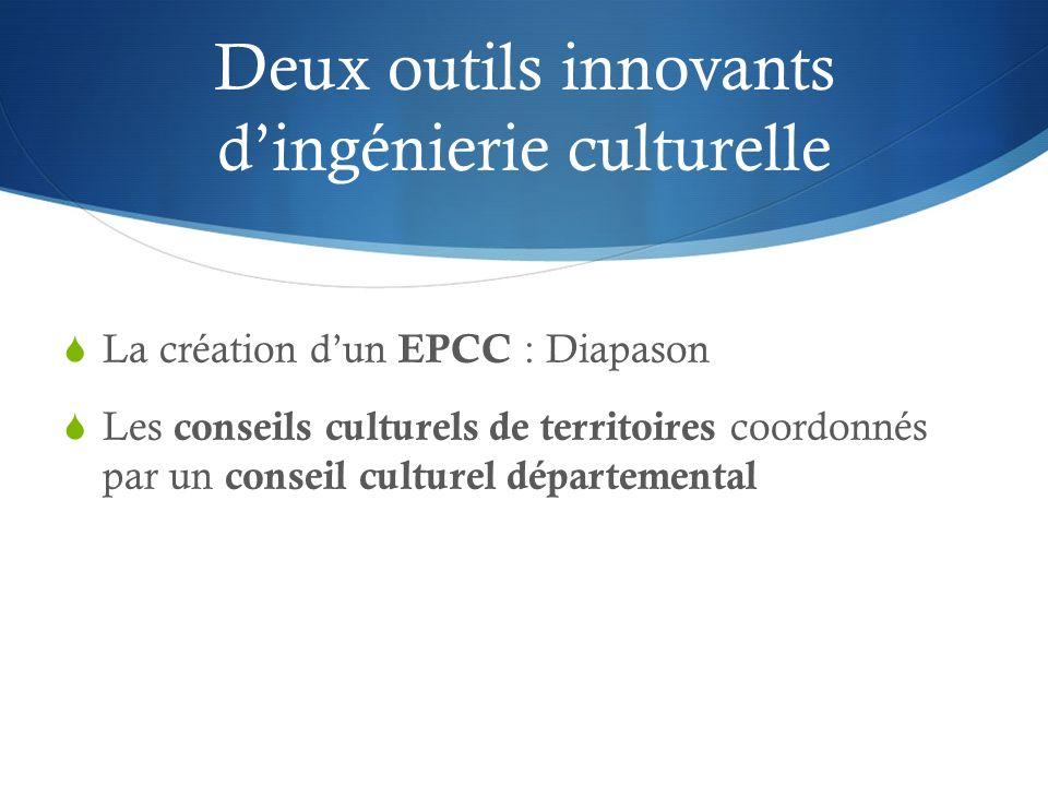 Diapason, un EPCC laboratoire pour :