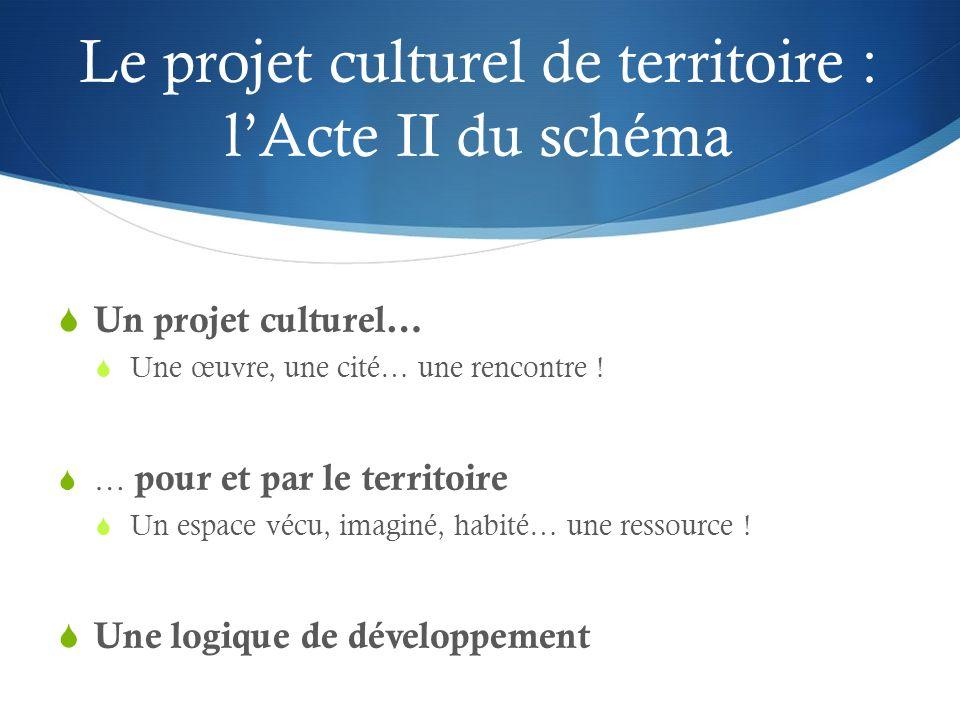 Un projet culturel… Une œuvre, une cité… une rencontre .