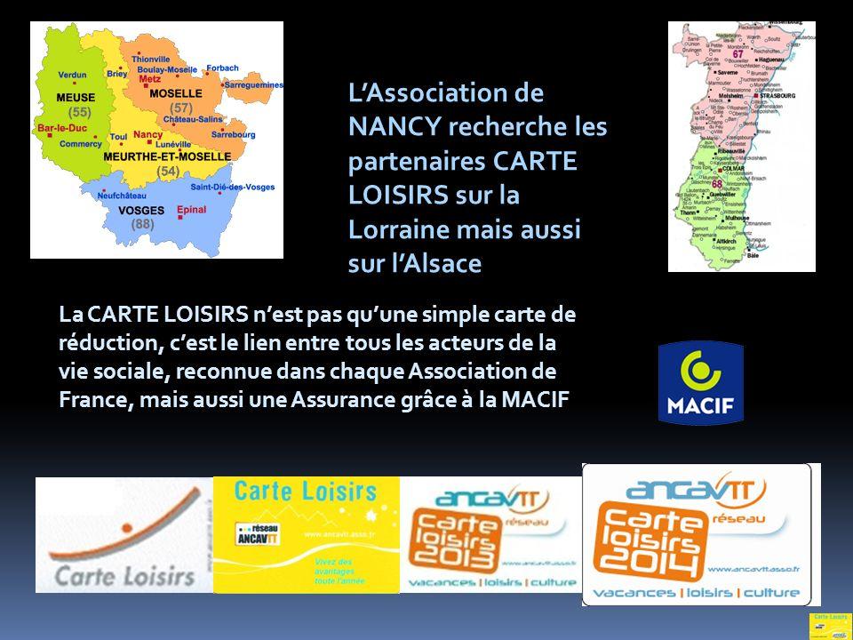 24 Pour la Région Lorraine, cest lASSOCIATION TOURISME et LOISIRS de LORRAINE (ATOLL) qui sest fixé comme Objectifs : Permettre aux adhérents daccéder