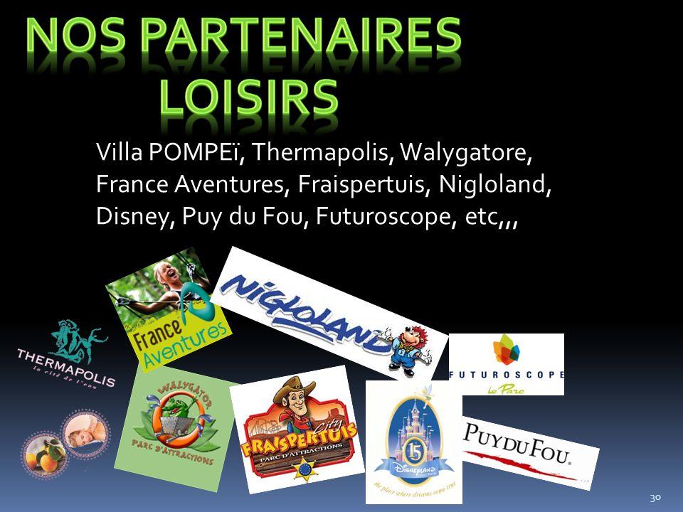 29 TOURISTRA TLC - VIVATS V V F AZUREVA ARTES UFM LA PETITE PIERRE CAP FRANCE EVASION TONIC U L V F V T F VACANCES LOISIRS ACTIVES VACANCE POUR TOUS E