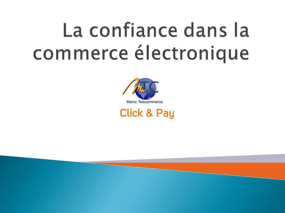 Constat des études sur le CE dans le marché local et international Le commerce électronique ne connait pas le développement escomptés à ses débuts en raison de la confiance dans ce mode de contracter ou dacheter.