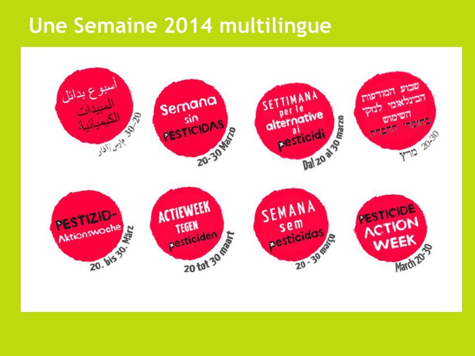 Une Semaine 2014 multilingue